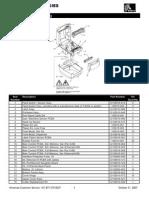 Lp 2844 z Parts Catalog