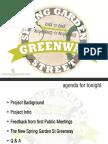 SGSG Community Meeting - June 20, 2012