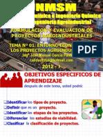 2012 - I - FEPA - TEMA Nº 01