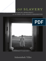 Sites of Slavery by Salamishah Tillet