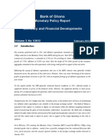 Monetary and Financial_developments - February 2012