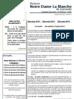 Bulletin NDLB 120624