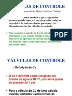 Aula Sobre v Lvulas de Controle[1]