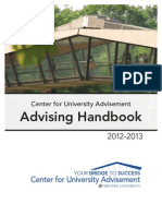 Advisement Handbook