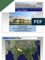 e Governance Nepal