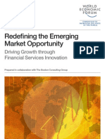 Redefining Emerging Market Opportunity Report 2012