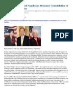 Reps Schiff Chu Napolitano Denounce Consolidation of Local Postal Facilities_Pasadena Now