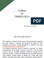 Corso Tribologia