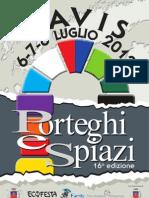 Porteghi E Spiazi 2012