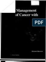 Management of CancerwithChineseMedicine