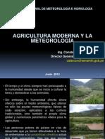 Meteorologia y Agricultura