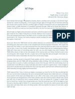 bvi sailtrip may 2012 - trip report