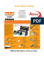 Pavan Catalog Only 2012