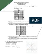 Sistemas de equações - 9º Ano