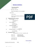 Ecuaciones Cuadrticas y Sus Grficas 1233538005548906 3