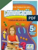 Comunicacion Educación Inicial 5 años