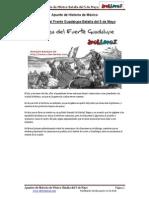 Defensa Del Frente Guadalupe--Batalla Del 5 de Mayo en PDF