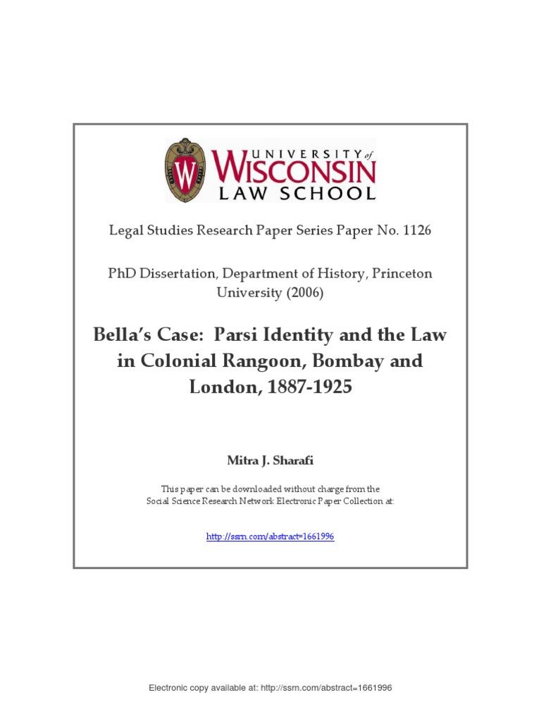 bella s case zoroastrianism lawsuit