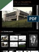 Analisis Arquitectonico - La Tourette