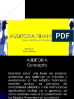 Auditoria Financiera PDF-curso Nuevo Enfoque de Auditoria
