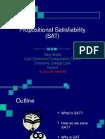 SAT Overview