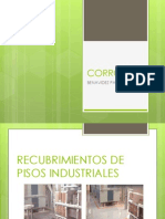 Presentación pisos industriales
