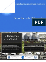 Curso Hidroponia