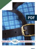 Horse Sense Equine Attire Catalog
