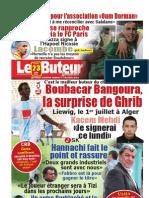 LE BUTEUR PDF du 23/06/2012