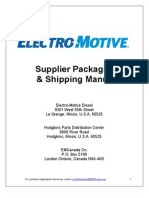 Supplier Packaging _ Shipping Manual