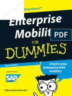 SAP Enterprise Mobility for Dummies Guide