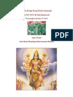 Maha Durga Nitya_Vedic Meaning
