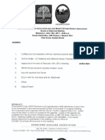 Joint Board Meeting April 18, 2012 Agenda Packet