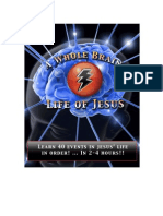 A Whole Brain Life of Jesus