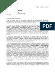 Carta en respuesta al decano de EEGGLL Pablo Quintanilla Perez-Wicht