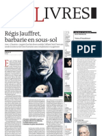 Supplément Le Monde des livres 2012.01.06