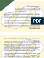 Destituição do Presidente Fernando Lugo - Declaração do Partido Humanista do Paraguai
