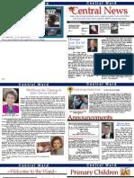 Central Newsletter July 2012