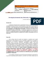 Motivacin y Aprendizaje (Investigacin) (1)