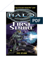 Halo- First Strike
