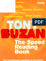 The Speed Reading Book - Tony Buzan-235 Pg enjoy