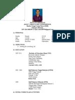 Divya's Resume