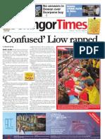 Selangor Times 22 June 2012