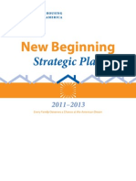 Affordable Housing Centers of America Strategic Plan 2011-2013
