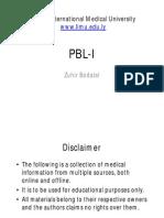 Zuhir PBL-I (Inflammatory Bowel Disease)