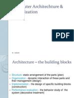 Computer Architechture & Organization Ch-1