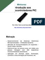 Minicurso PIC