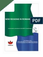 New NUTSII Romania