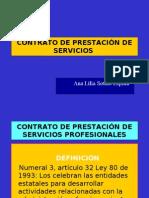 Contrato de Prestaci n de Servicios Profesionales