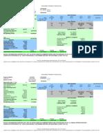 Rental Property Cash Flow Work Sheet 6400Christie